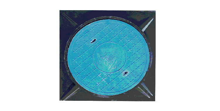 Composite manhole cover – manhole door