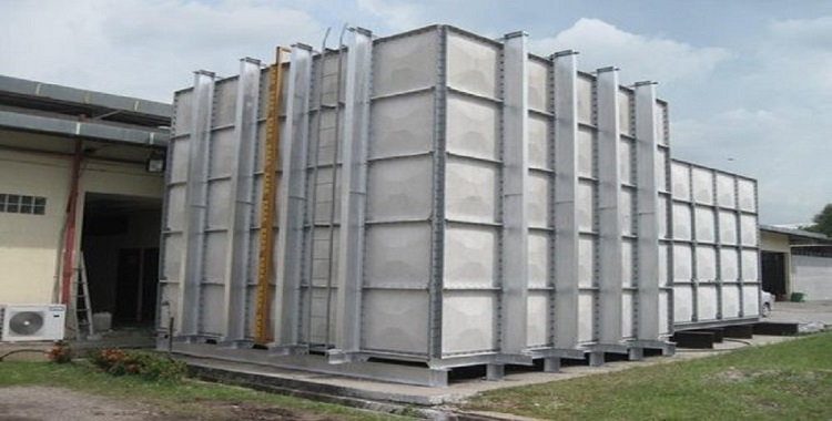 GRP Composite Tank in Islamabad-Pakistan